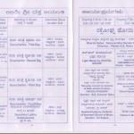 2011 Dattajayanthi Pamphlet Page 1